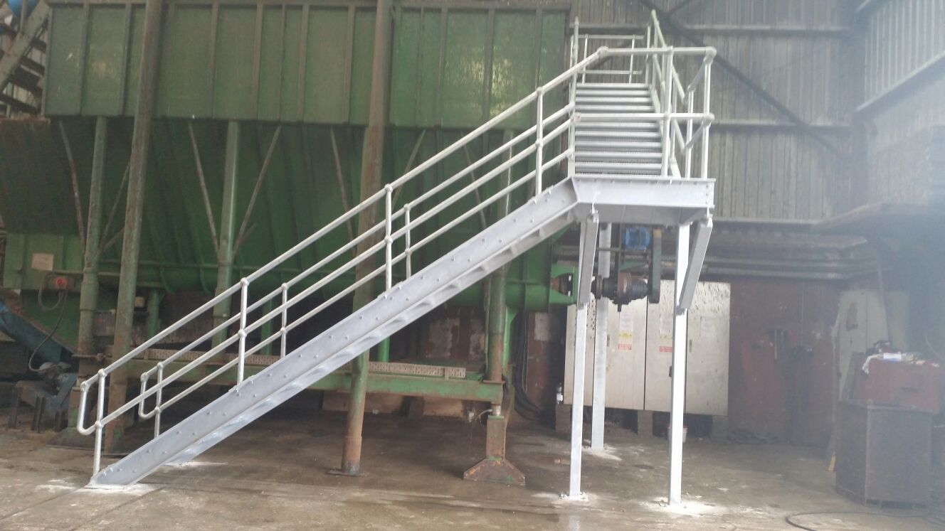 Industrial Staircase 2