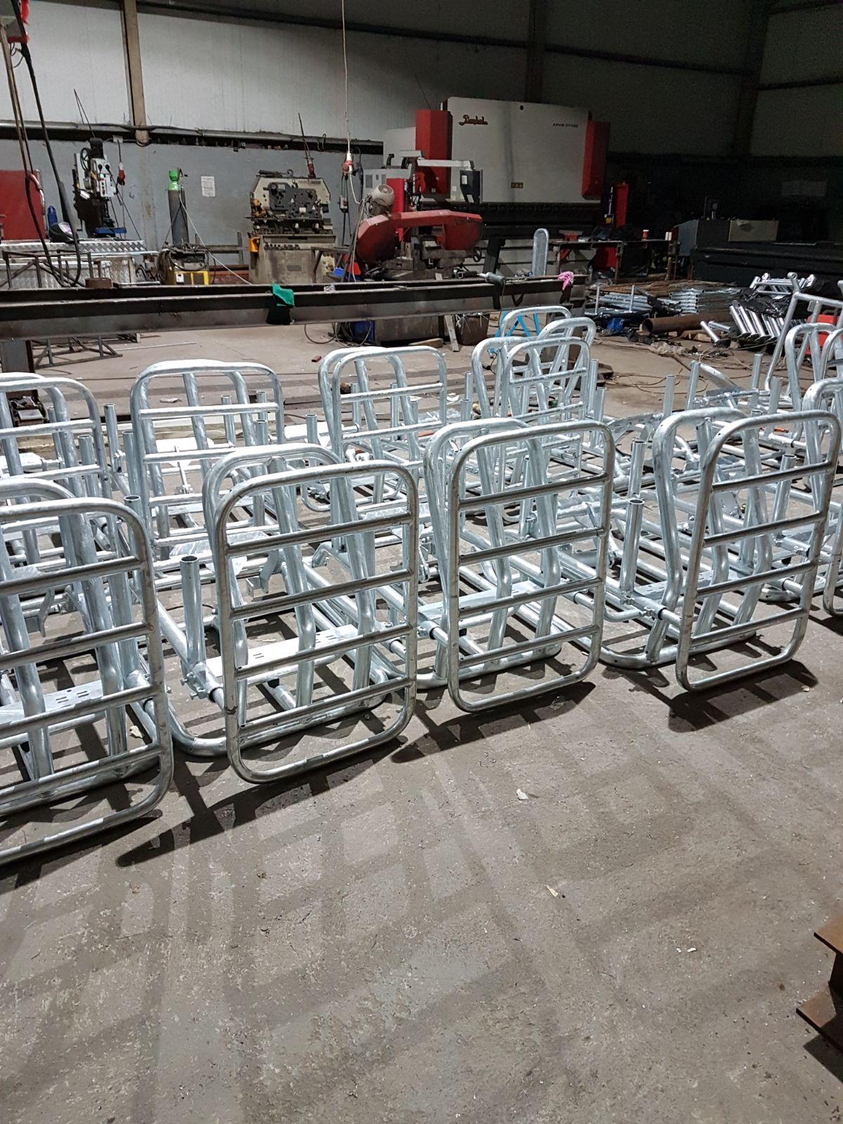 Industrial Steelwork