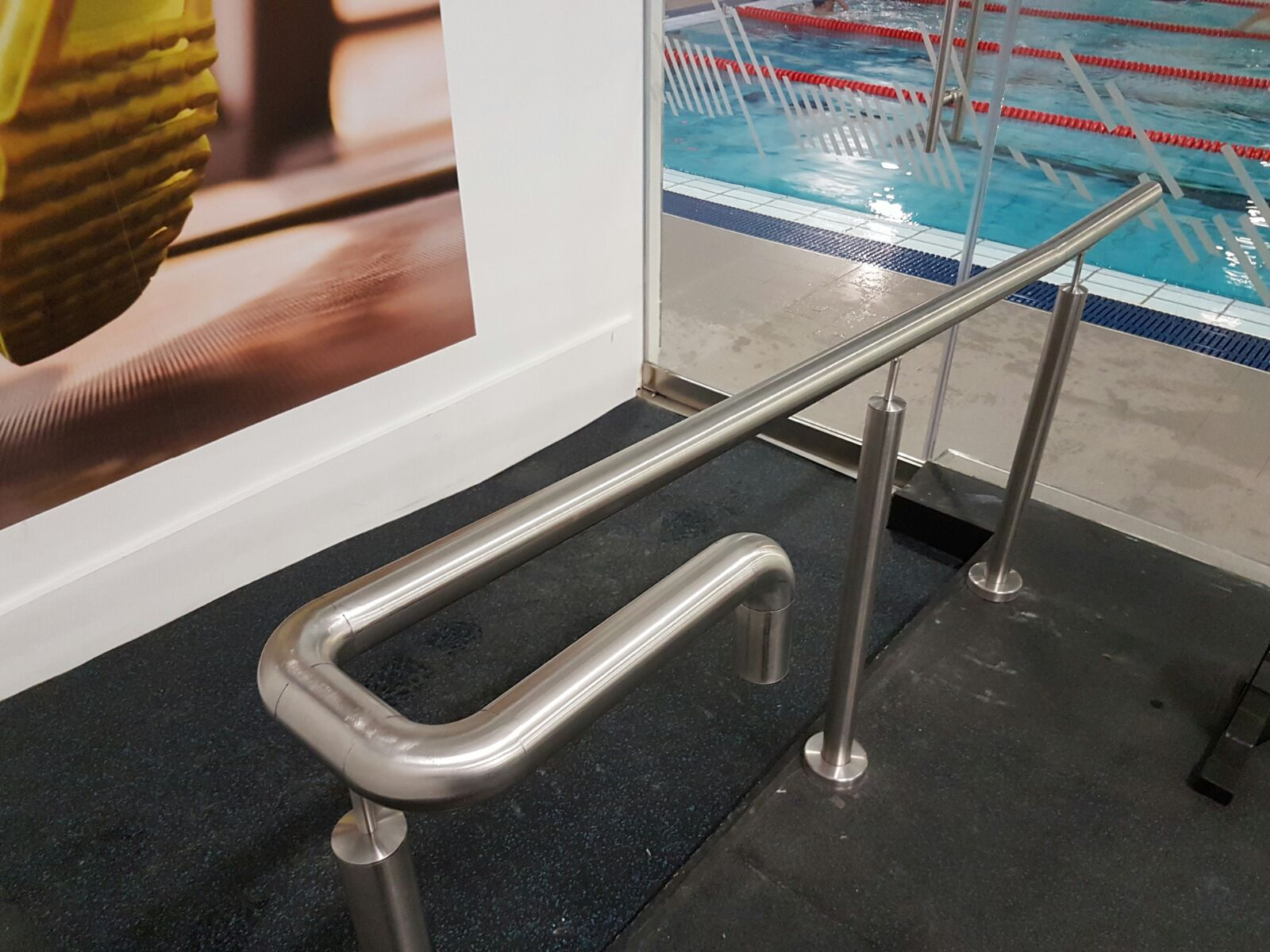 Stainless steel handrail 3