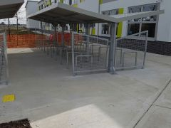 Bicycle Shelter 2